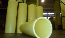Manicotti in ADIPRENE® P700D