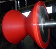 Rullo biconico diametro 400 MM